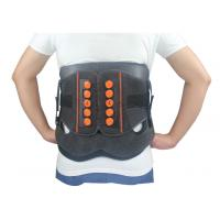 Buy Low Posterior Back Spine Brace Lumbar Back Support Belt For Muscle Strains at wholesale prices