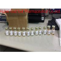 Quality 100mg / ml Injectable Anabolic Steroids , Trenbolone Acetate Grape Oil Injection Tren Ace Steroid for sale