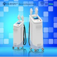 Quality New escalation surper hair removal treatment SHR also use in skin rejuvenation for sale