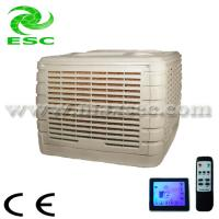 China Wall Mounted plastic Evaporative Cooler with variable on sale