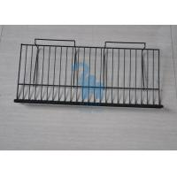 Quality Anti Rust Retail Hanging Display Racks , Wire Mesh Wall Display Rack For Retail Stores for sale