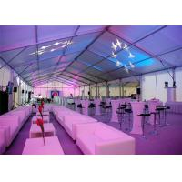 Quality 10MX30M Wind Resistant European Style Tents For Outdoor Event for sale