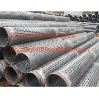 Quality Slotted Pipes (J55、K55、L80) for sale