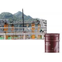 Quality Non Halogen Intumescent Coatings For Fire Protection Of Steelwork Structural Steel 26mm for sale
