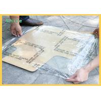 Buy cheap 3Mil 4 Mil Adhesive Auto Carpet Protection Film Printable Auto Carpet Film from wholesalers