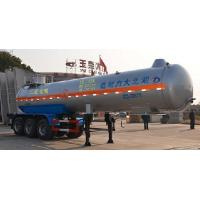 Quality Strong 11.2 m 28.8 tons of liquefied gas transport trailer 3 axle DLQ9405GYQ for sale