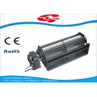Quality Shade Pole Motor Gross Centrifugal Blower Fan For Oven , Heater , Fireplace for sale