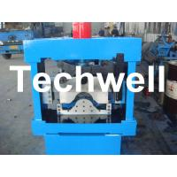 Quality Roof Ridge Cold Roll Forming Machine for Making Color Steel Roof Ridge Profile for sale