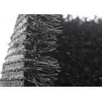 Buy Black 35mm Landscaping Artificial Grass U Shape Synthetic Artificial Grass For at wholesale prices