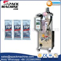 China Liquid filling machine| ketchup packaging machine manufacturer | packing equipment on sale