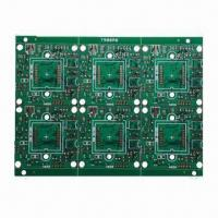 Quality 4-layer PCB for CCD, with 1.6mm Board Finish Thickness for sale