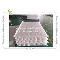 Quality Queen Size Pocket Spring Unit With Non Woven Fabric Cover for sale