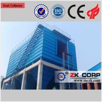 China Aluminum Cyclone Dust Extractor / Bag Filter Type Pulse Jet Dust Collector on sale