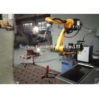 Buy Automatic copper Welding robot arm/robotic welding machine tig mig welding at wholesale prices