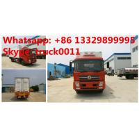 Quality 2017s customized dongfeng 4*2 RHD 50,000 day old chicks transported truck for sale, China supplier of baby chicks truck for sale