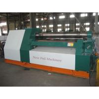 Quality Four Roller Hydraulic Plate Bending Machine for sale
