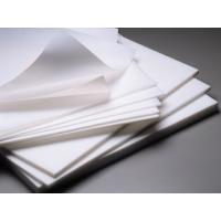 Quality Valve PTFE Teflon Sheet / PTFE Sheet High Density 2.1 - 2.3 g/cm³ for sale