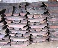 Quality red copper ingot for sale