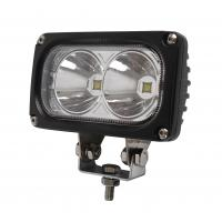 Quality 30W / 6000K Cree LED Driving Lights 3000lm Flood Spot Beam Led Off Road Lights for sale