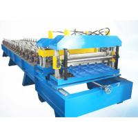 Buy cheap glazed tile roof roll making machine from wholesalers