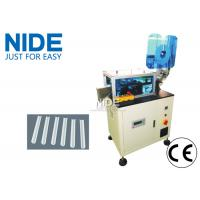 Buy Induction motor stator wedge forming and cutting machine Double heads at wholesale prices