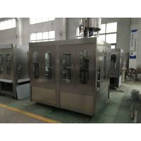 Quality Complete Automatic Water Pet Bottle CGF14-12-5 Rinsing Filling And Capping Machine / Plant for sale