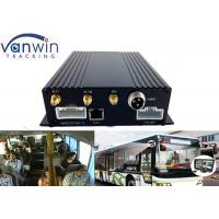 Quality 720P HD video recording 4ch cctv dvr ahd mdvr with 3g gps wifi people counter for bus passenger calculation for sale