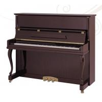 Quality Modern Style Wooden Acoustic Upright Piano Elegant Pianoforte Teakwood Polished AG-125Z1 for sale