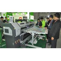 Quality Roll To Roll UV Printing Machine , CMYK UV Flatbed Printing Machine for sale