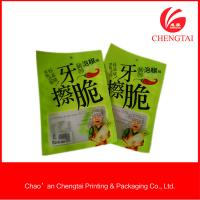 Quality Moisture Proof Customised Retort Pouch , Food Grade Retort Packaging Snack for sale