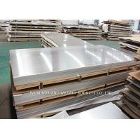 Quality AISI 300 Series 304 Stainless Steel Sheet , 2B Finish SS 304 Plate for sale