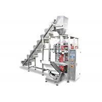 Quality High Speed Vertical Form Fill Seal Machine With Multi Head Weigher Auger Filler for sale
