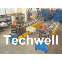 China Light Steel Truss C Stud Roll Forming Machine For Steel Stud, Roof Ceiling Batten on sale