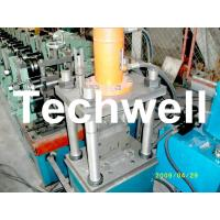 Quality HRC, CRC, GI, 1.5 - 3.0mm Thickness U Profile / Section Roll Forming Machine TW-U100 for sale