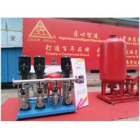 Buy Horizontal Orientation Diaphragm Pressurized Water Tank Excellent Sealability at wholesale prices