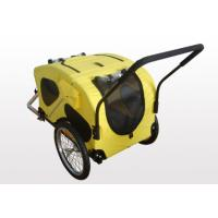 Quality Plastic floor with D-ring to secure dog Bicycle Trailer / Stroller pass CE, ASTM for sale