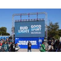 Stage Led Backdrop Screen Rental Waterproof Outdoor High Brightness SMD P4.81