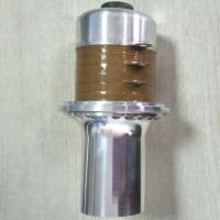 Quality CE Passed 20 Khz Ultrasonic Transducer / Low Power Ultrasonic Transducer 11000 PF for sale