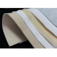 China Nonwoven PPS Glass Acrylic Filter Cloth for Dust Collector Bag , filtration media on sale