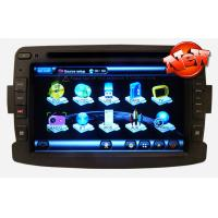 Quality Single Din MP3 Renault DVD Player Adjustable Screen for Duster ST-A157 for sale