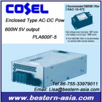 Buy cheap Cosel PLA600F-5 500W 5V AC-DC Power Supply for Industrial from wholesalers