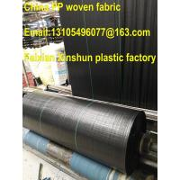 Quality plastic ground cover geotextile anti uv woven/agricultural mulch film 100% virgin 5 years service life for sale