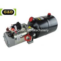 Quality 10L Oil Tank Single Acting 12V Hydraulic Power Pack with Used for Lift Table for sale