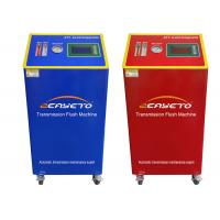 Quality Transmission Cleaning Machine Flush Fluid Remanufactured One Button Exchange for sale