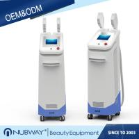 China High power and fast speed IPL SHR laser hair removal machine on sale