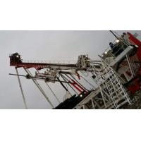 Quality Oilfield Rig Equipment Drilling Rig Top Drive Inclined Adjustable Mast  12 - 90 Deg for sale