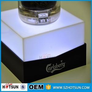 Quality Acrylic LED Lighting Wine Bottle Glorifier for sale