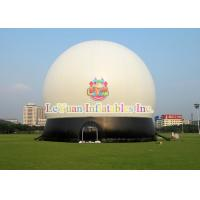 Quality Durable Inflatable Dome Tent / Portable Planetarium Dome For Advertising for sale