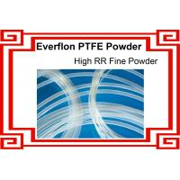Quality PTFE Fine Powder / RR:1500:1 / Paste Extrusion Processing / Cable&Wire for sale