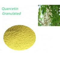 Quality Quercetin Dihydrate Granular No Irradiation Powder Used In Nutraceuticals for sale